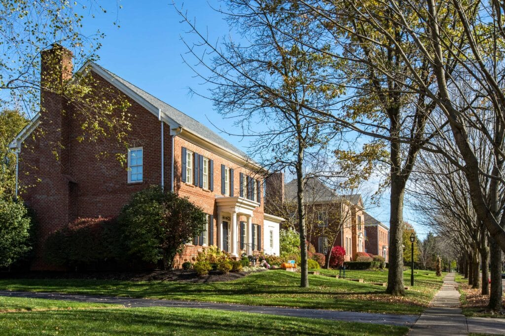 Tiverton New Albany Ohio