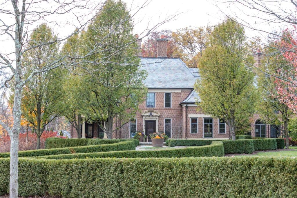 Hawksmoor neighborhood New Albany Ohio